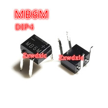 где купить 10pcs MB6M DIP-4  600V 0.5A new original дешево