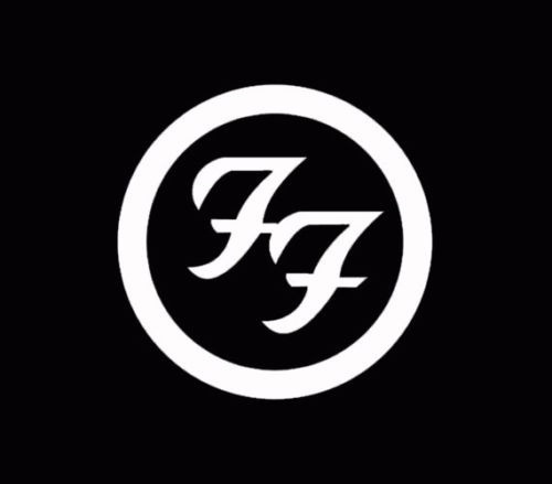 Foo Fighters Rock Band Music Vinyl Decal Decals Sticker Window 13x13cm image