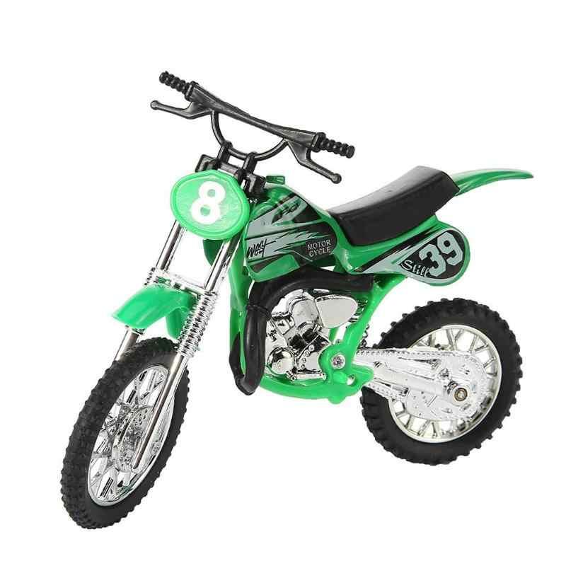 1:18合金オートバイモデルのおもちゃ子供グライドシミュレーションダイキャストオートバイ車モトクロスおもちゃキッズコレクションのギフト