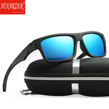 High Quality Men's Sports Polarized Luxury Sunglasses Dust Proof UV400 Goggles Coating Sun Glasses Driving Male Eyewear With Box aluminum luxury brand polarized sunglasses men sports sun glasses driving mirror high quality eyewear male accessories with box