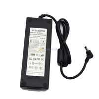 Freeshipping AC100 240V To DC12V 10A 120W Power Adapter Charger Power Supply For Led Strip Lights