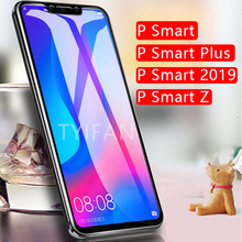 protective glass for huawei p smart plus 2019 z tempered glas screen protector on psmart p