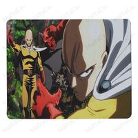 MaiYaCa Boy Gift Pad One Punch Man Anime Mouse Pad for Laptop Laptop Gaming Mice Mousepad 5
