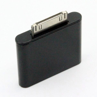 New Mini Bluetooth Stereo Transmitter Bluetooth A2DP Music Transmitter Audio Adapter For IPad IPod IPhone 30Pin