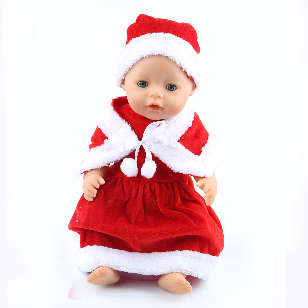 The new 2016doll clothes Wear fit 43cm Baby Born zapf Children best Birthday Gift(only sell clothes)m10