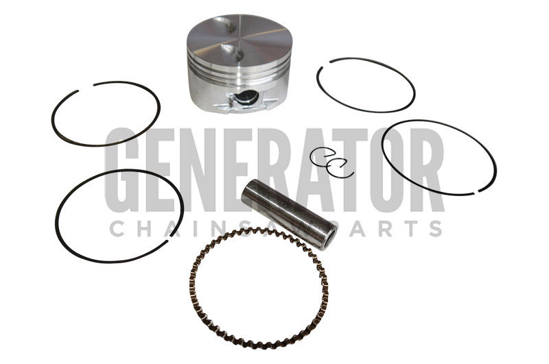 60mm + 0.5mm EH12 PISTON KIT FITS ROBIN SUBARU EH12-2 EH12-2D MIKASA MT-75 RAMMER STAMPER COMPACTOR CYLINDER RING PIN CIRCLIP