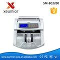 Cash Money Bill Contador con UV + MG + IR + DD Detección UE-1160T, Máquina Para Contar Dinero Equipo Financiero venta al por mayor