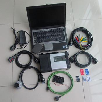 MB gwiazda c5 używane komputery D630 4G Laptop V2020 03 oprogramowanie w 360GB SSD SD c5 samochód i narzędzie diagnostyczne do ciężarówki skaner do mercedesa tanie i dobre opinie mb sd connect mb star c5 with laptop newest 10inch 18inch standard plastic Testery elektryczne i przewody pomiarowe 12v-24v