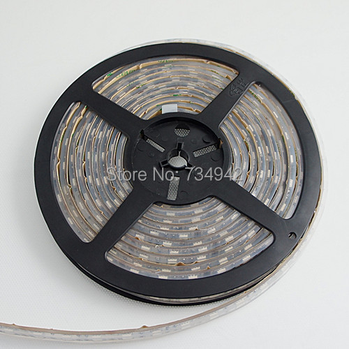InfraRed LED Tape Waterproof Five Meter DC12V SMD5050 300 IR (850nm) Flexible LED Strips 60 LEDs Per Meter