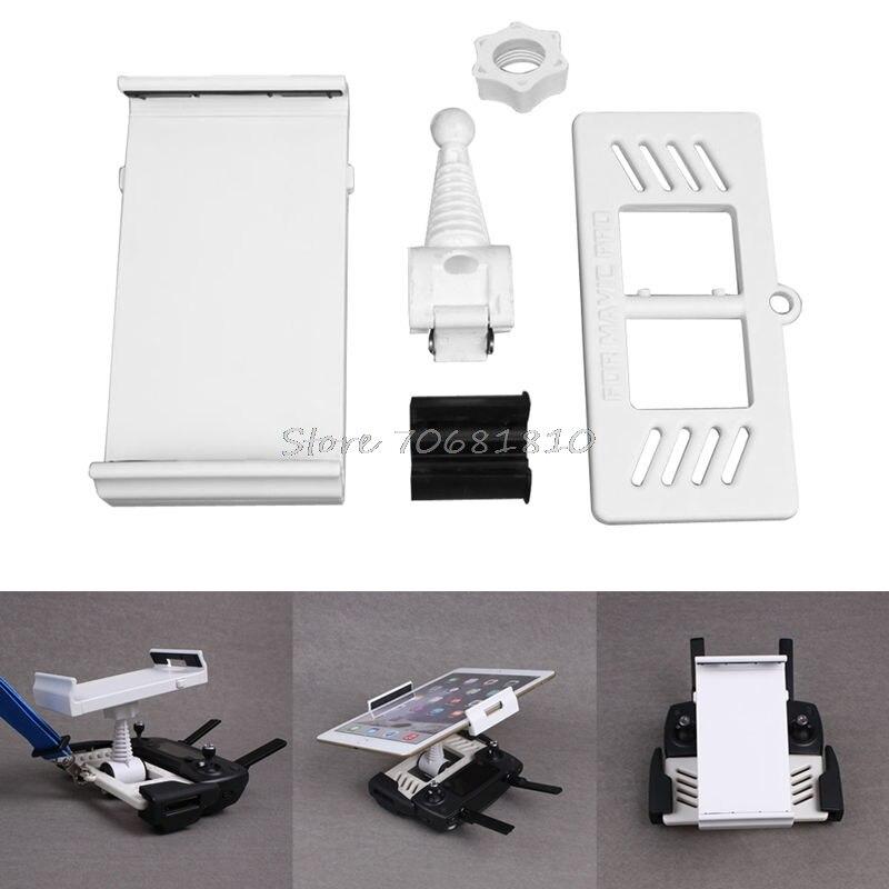 360 Rotation Holder Phone Tablet Extension Bracket Mount for <font><b>Mavic</b></font> <font><b>Pro</b></font> car plate holder #R179T#Drop Shipping