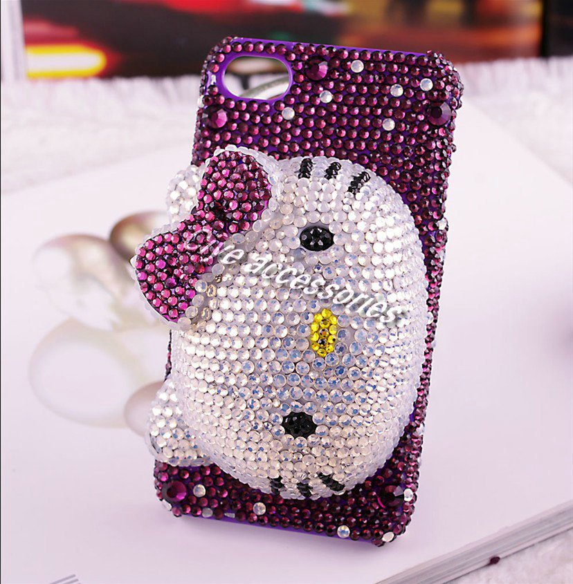 Are Glitter phone cases dangerous