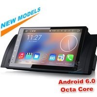 Octa Core Android 6 0 DAB Car Stereo GPS Sat Navi Car Radio For BMW 5