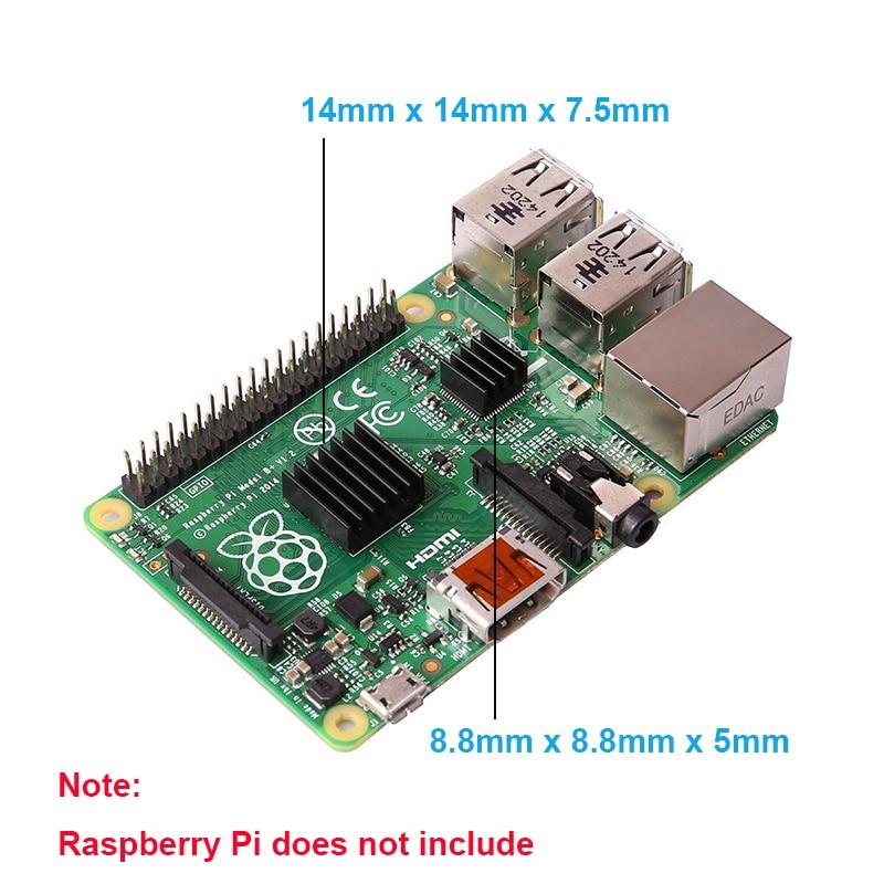 5 жиынтығы / 10pcs Morpberry Pi B + Pi 2 Pi 3 - Компьютерлік компоненттер - фото 5