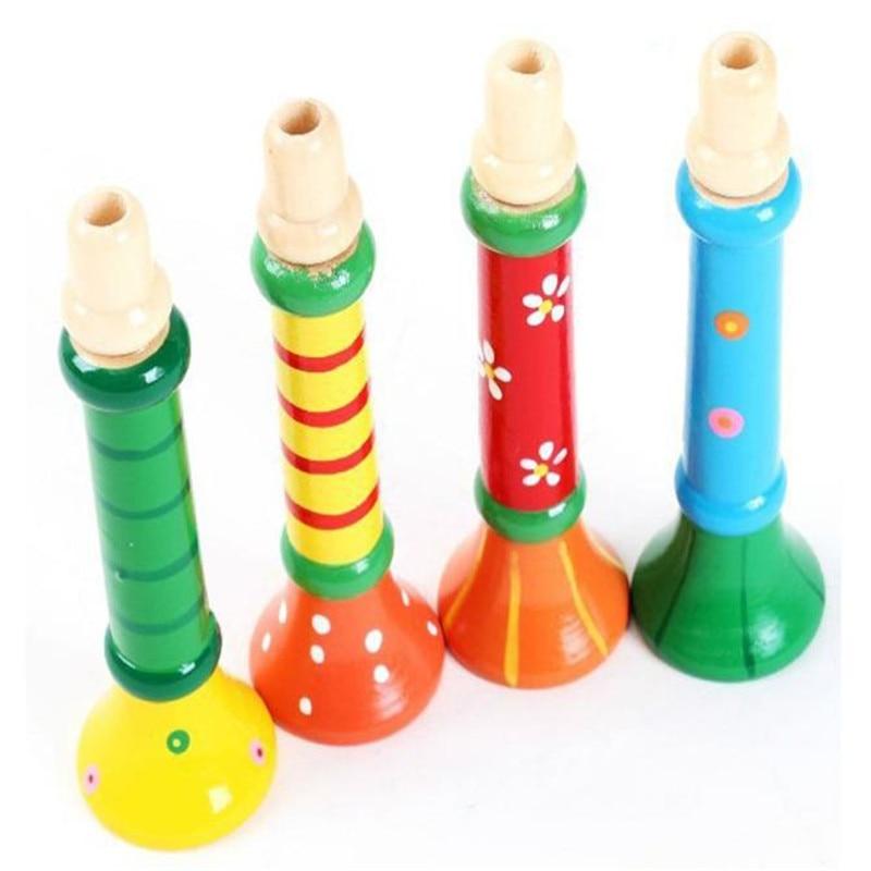 Toy-Musical-Instrumen-Multi-Color-Baby-kids-Wooden-Horn-Hooter-Trumpet-Instruments-Music-Toys-Best-seller-Toy-For-Kids-Children-3
