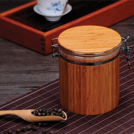 Natural Bamboo Storage Box 3
