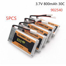 902540 3.7V 800mAh 30c lipo battery For Syma X5 X5C X5SC X5S