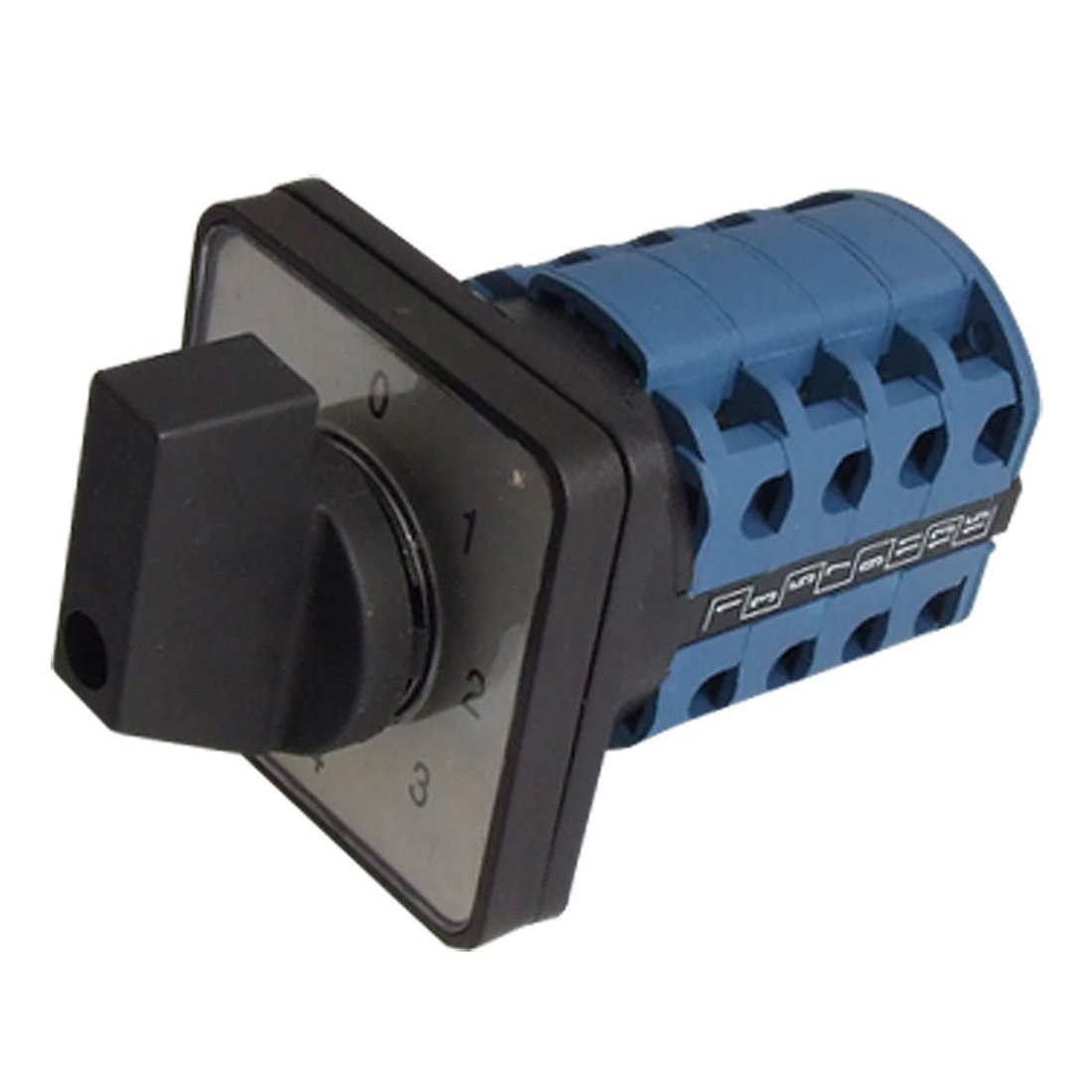 CNIM Hot LW28-20 Ui 380V 5 Positions 16 Terminals Changeover Cam Switch Black+Blue powder for ricoh imagio sp c 232 sf for savin sp c 231 sf for ricoh aficio c 242sf low capacity resetter resetterter powder
