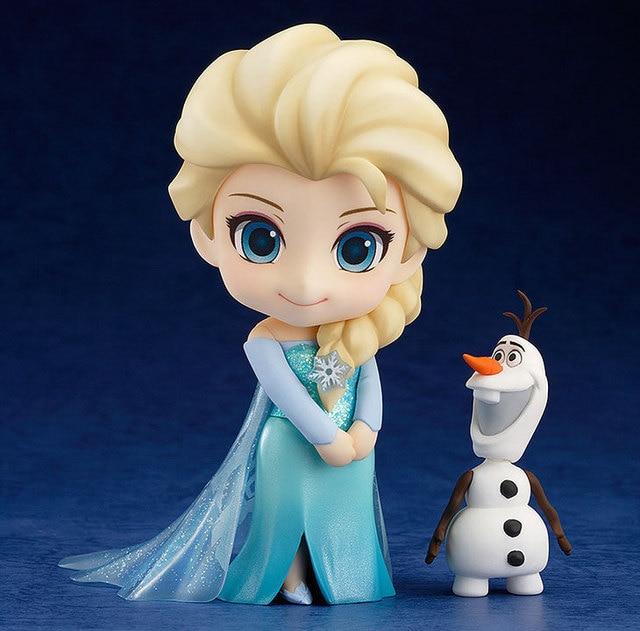 Regali Di Natale Frozen.Us 18 0 10 Di Sconto Disney Congelato Elsa Bambini Regali Di Natale Personalizzati Anime Toy Figure Giocattoli Per I Bambini Bambini Giocattoli