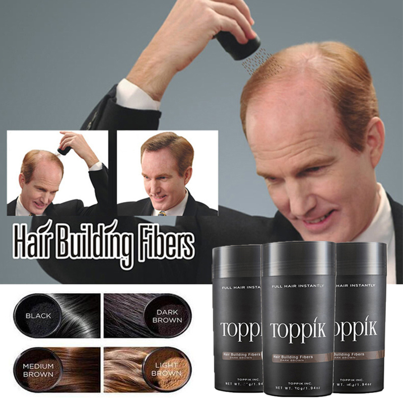 Brand Instantly Full Hair Hair Building Fibers Hair Loss Powder Thicker Hair Care Growth for Men & Women Beauty Products
