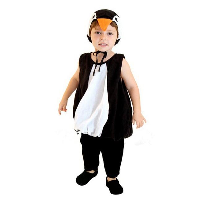 Kigurumi Unisex Children Penguin Anime Cosplays Animal Costumes Kids Winter pajamas Christmas Party Masquerade Carnivial dress  sc 1 st  AliExpress.com & Kigurumi Unisex Children Penguin Anime Cosplays Animal Costumes Kids ...