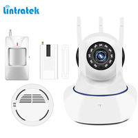 Wireless Home Security Alarm System Remote Motion Sensor Wifi Mini Burglar Alarm System Kit 433mhz Security