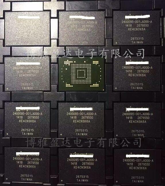 Память KE4CN3K6A BGA-169 EMMC4.5 8 Гб