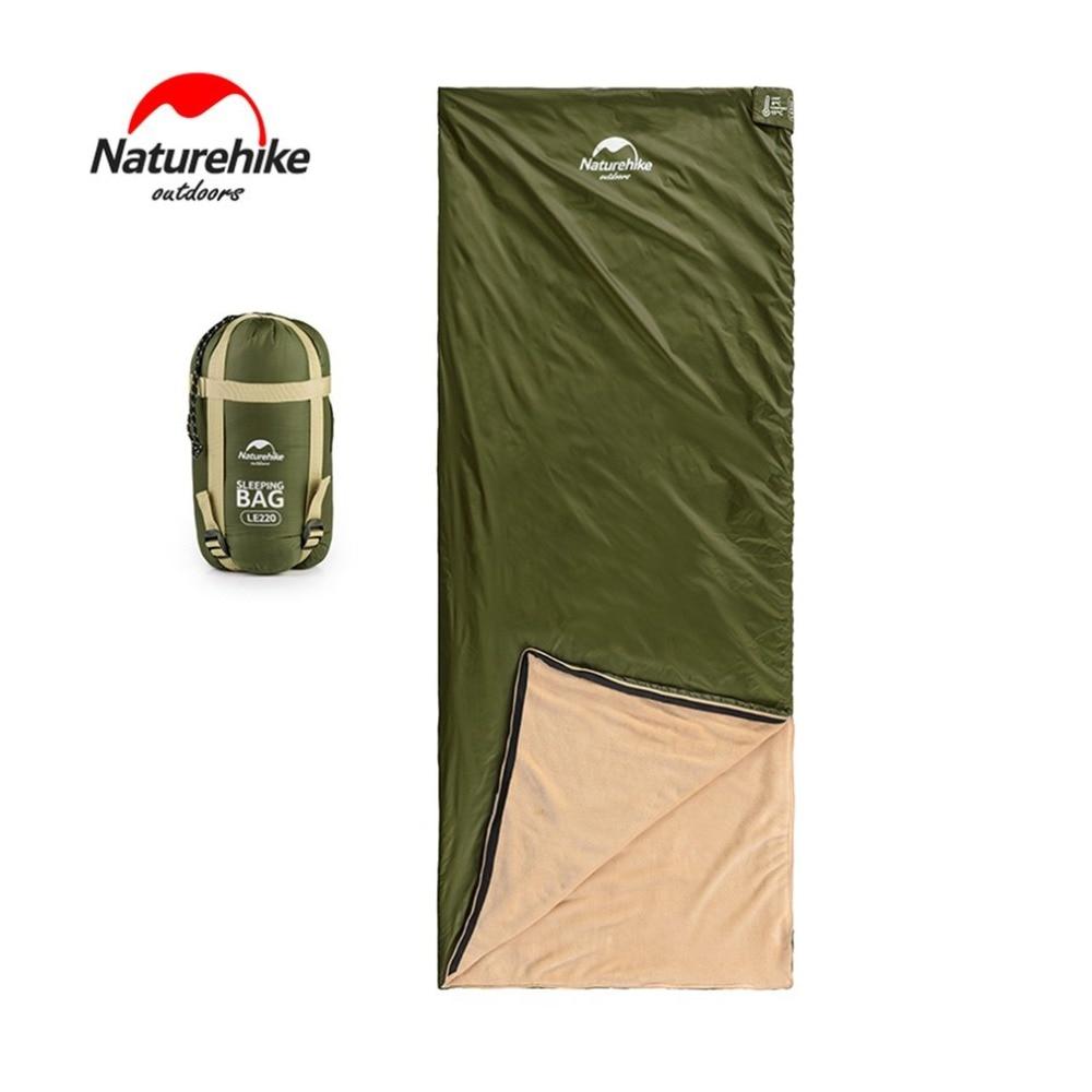 NatureHike 190*75cm Mini Outdoor Ultralight Envelope Sleeping Bag Ultra-small Size For Camping Hiking Climbing NH17S015 цена 2017