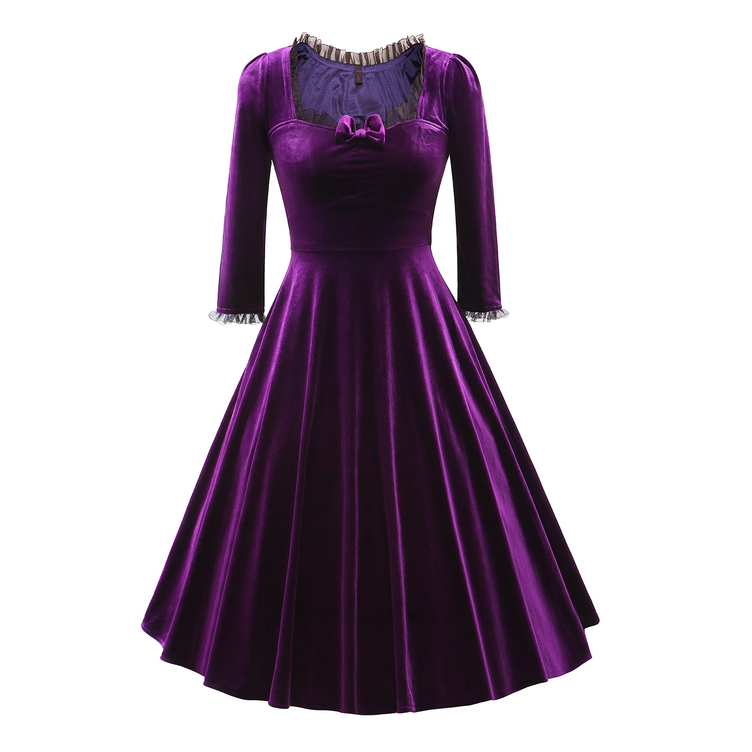 Online Buy Wholesale 60s evening dresses from China 60s evening ...
