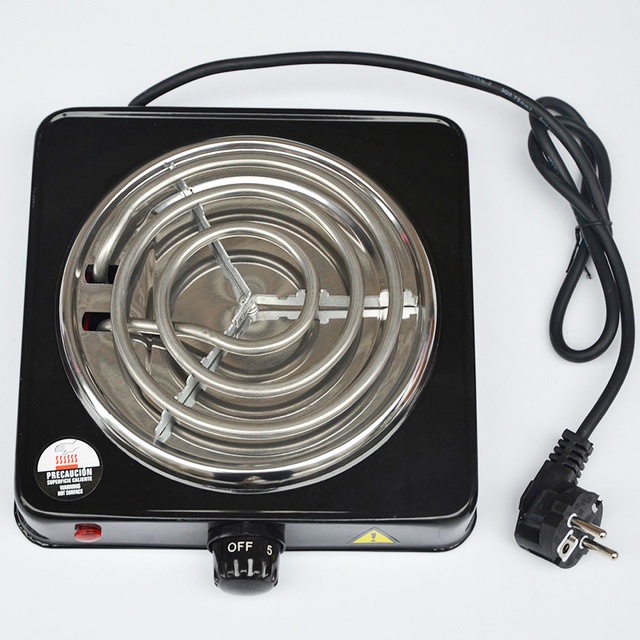 Shisha Hookah Burner Electric Stove 220v 1000w Hot Plate Kitchen Cooking Coffee Heater Chicha Nargile Smoking Pipes Charcoal