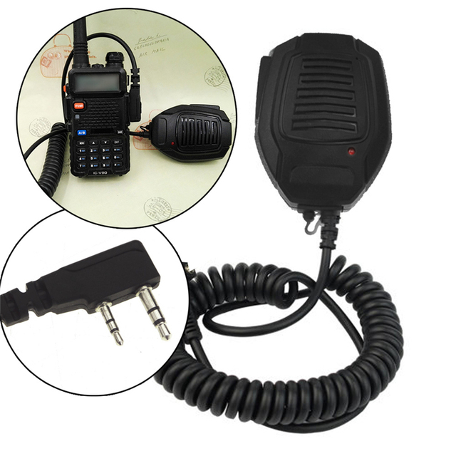Aliexpress Com   Buy Handheld 1 7m Ptt Speaker Mic 2pin 3