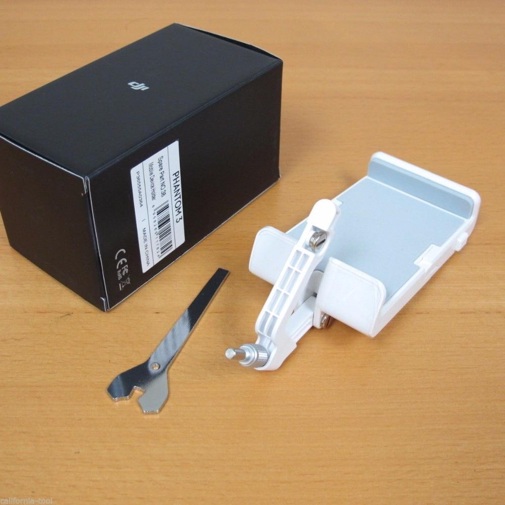 100% Original Brand New Spare Part 38 Mobile Device Holder For Quadcopter Phantom 3 Pro/Adv RC Drone Freeshippin