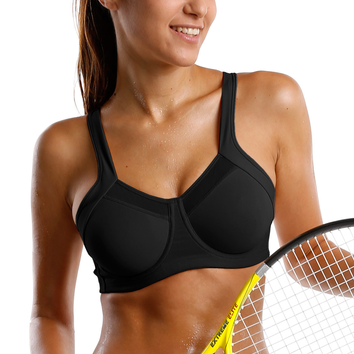 Aliexpress.com : Buy Maximum Support Racerback Level 4 Underwire ...