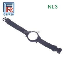 UHF rfid нейлоновый браслет тег карты с чужеродным H3 чип ISO18000-6C браслет для контроля доступа события