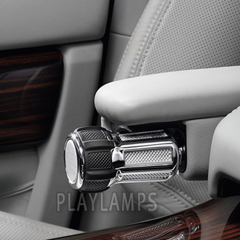 Zinc Alloy For Range Rover Seat SV Handrail Knob Head Decoration For Range Rover Sport Discovery 5 Car Accessories