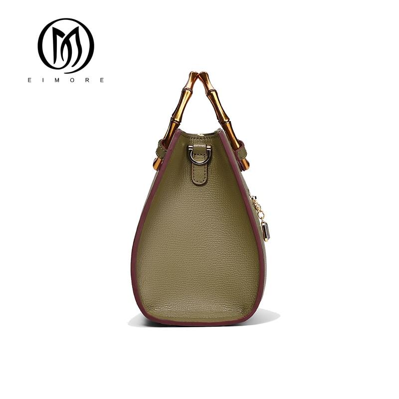 EIMORE Neue Frauen Handtasche Aus Echtem Leder Frauen umhängetasche Hochwertigen Weiblichen Casual Tragetaschen Top Taschen 2017-in Schultertaschen aus Gepäck & Taschen bei  Gruppe 3