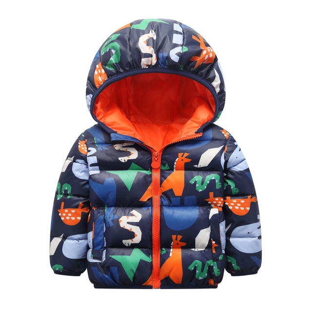 fef4846418ff Kids Boys Clothes 2018 New Brand Baby Boy Winter Jackets Winter ...