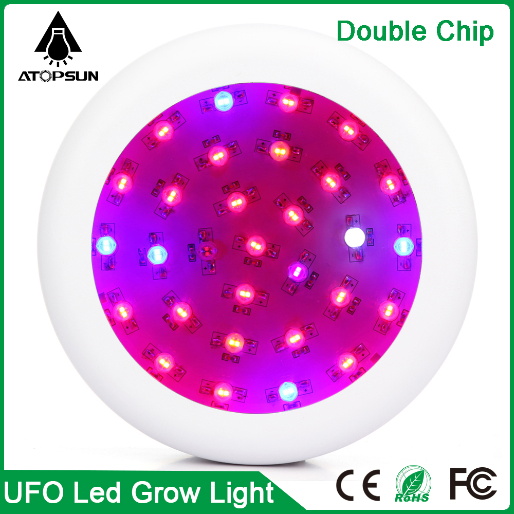 ФОТО 300W 600W 900W Double Chip LED Grow Light Full Spectrum led For Indoor Plants and Flower Phrase High Yield aquarium led lighting