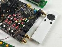 Новый ES9018 в собранном виде ЦАП Плата декодера I2S 384 K DSD XLR от ulanzi + дистанционное управление + TCXO 0.1PPM вариант USB МОП XU208 или Amanero