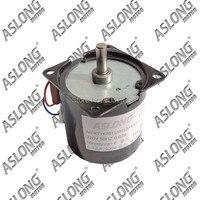 2pc 14w 2 5 110RPM AC Gear Motor 220V AC Synchronous Motor