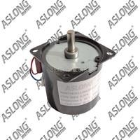 2pc 14w 2.5 110RPM AC gear motor/220V AC synchronous motor