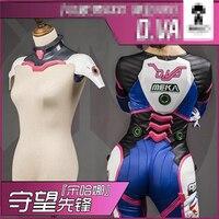 Новая одежда из игры OW D. VA Tracer/Widowmaker/костюмы для косплея полный комплект