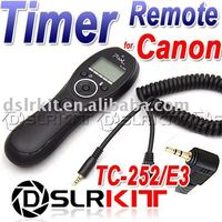 Pixel TC 252 Timer Remote For PENTAX K 7 K200D K20D K100D K10D DS DL
