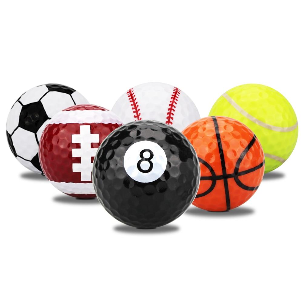 1 Stück Golf Übungsball - Golf - Foto 2
