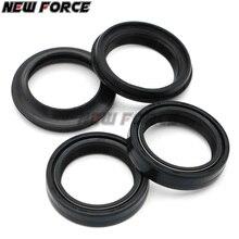 41x54x11 /41 54 Motorcycle Front Fork Oil Seal & Dust Shock Absorber  For HONDA CB-1 CB400 CBR400 CB750 HORNET 250 MAGNA