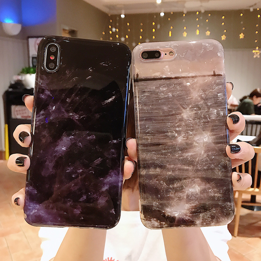 KIPX1120_14_JONSNOW Glitter Phone Case For iPhone X XR XS Max Cases Soft TPU Back Cover For iPhone 6S 6P 7 8 Plus Cover Case