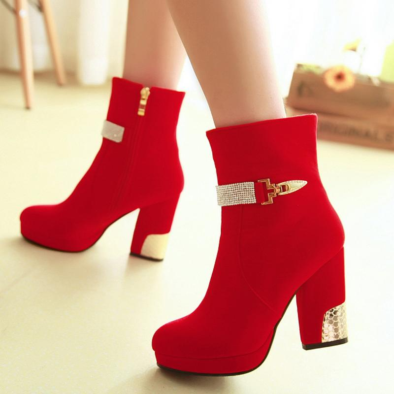 Popular Shiny Red Pumps-Buy Cheap Shiny Red Pumps lots from China