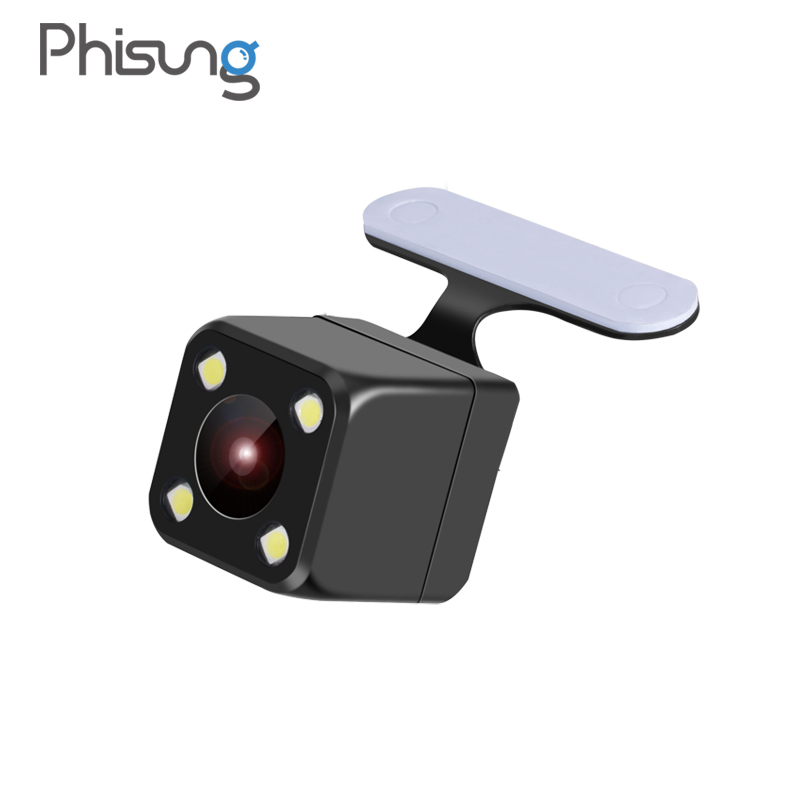 Digital signal Rear camera with 6 meters cable kits special for Phisung Android font b GPS