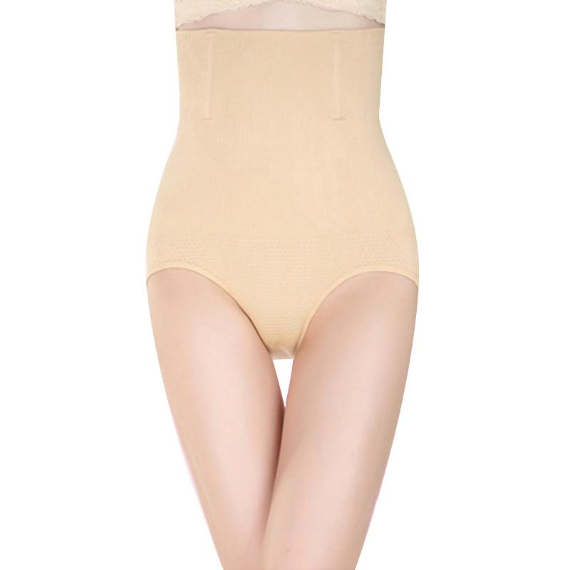 Seamless Women Shapers High Waist Slimming Tummy Control Knickers Pants Pantie Briefs Magic Body Shapewear Lady Corset Underwear 2