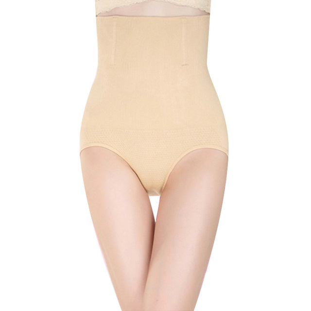 High Waist Slimming Tummy Control Knickers Pants Pantie