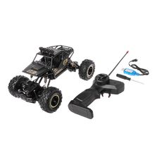 Monster Truck RC 1:16 4WD Rock Climbing Car Remote Control Drift RTR Toy Gift
